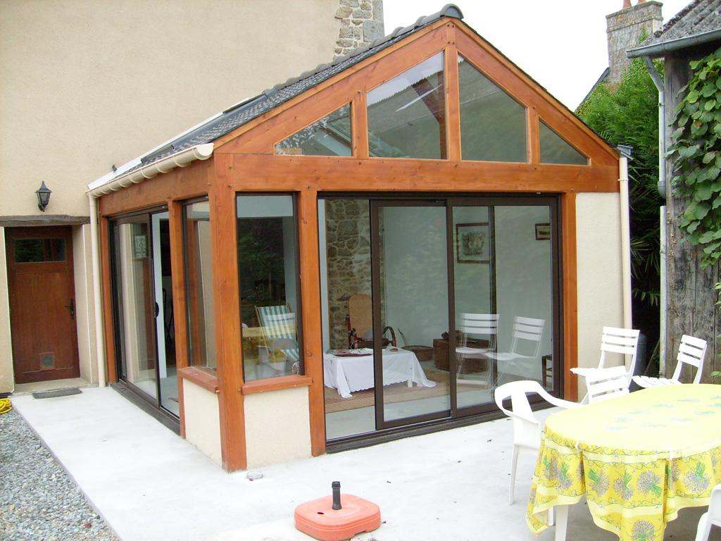 extension tecsabois charpente. Black Bedroom Furniture Sets. Home Design Ideas