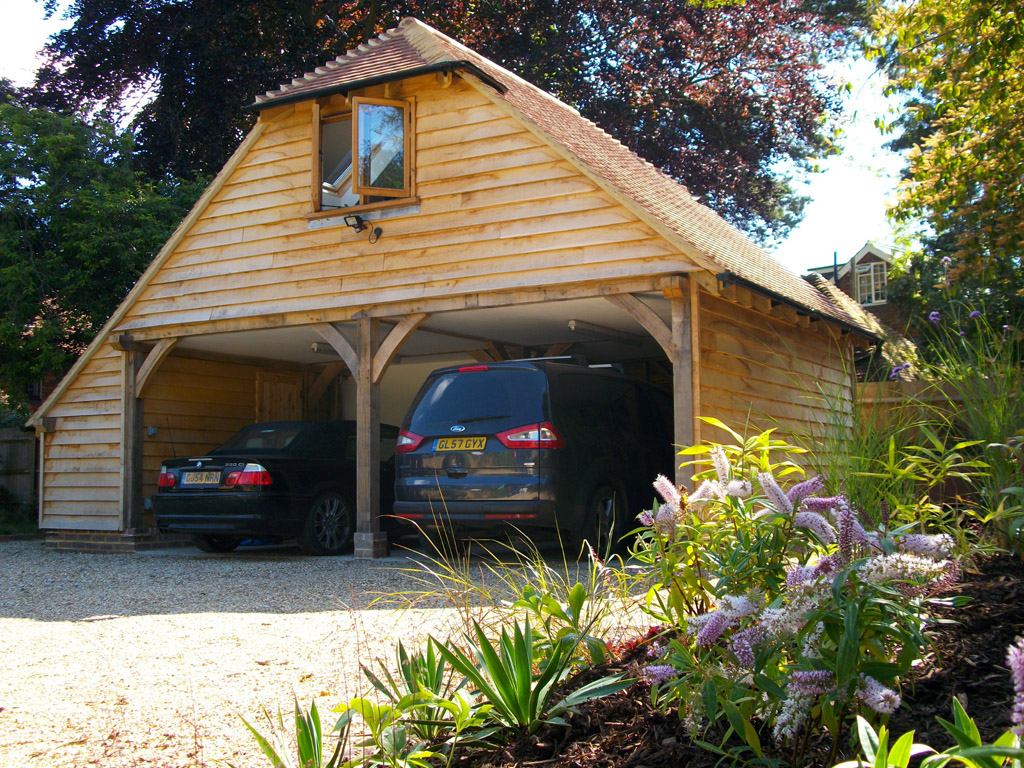 garage tecsabois charpente. Black Bedroom Furniture Sets. Home Design Ideas